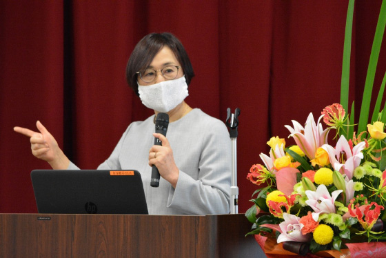 ~コロナを知る研修会~「感染症の基礎知識と実態、予防対策について」開催